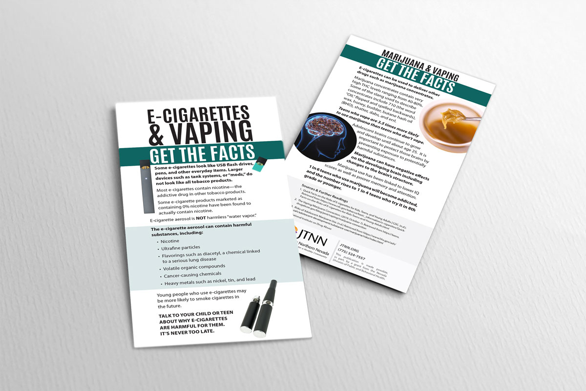 E-Cigarettes & Vaping - Get the Facts
